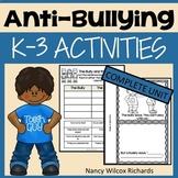 Anti-Bullying Activities  (K-3)