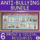 Anti-Bullying Activities for Middle School Students GROWING Bundle
