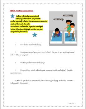 Anti Bullying Activity 2