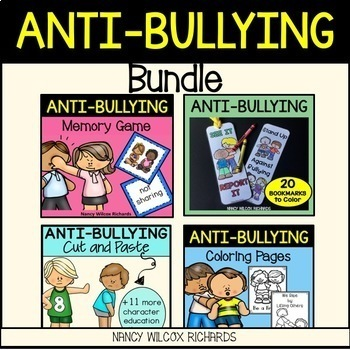 Anti-Bullying BUNDLE, Low Prep