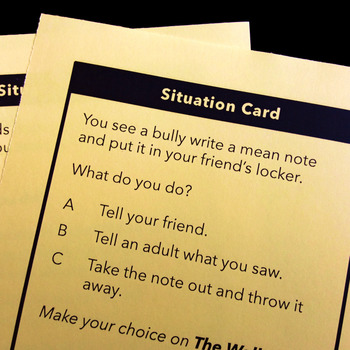 Anti-Bullying Activity