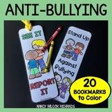 Anti-Bullying Bookmarks, K-3