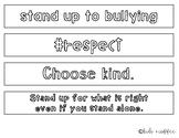 Anti-Bullying Bracelets For Kids