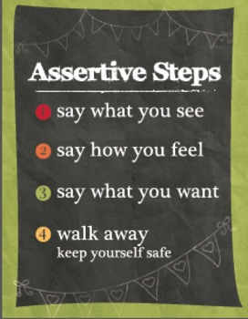 Anti-Bullying Classroom Posters