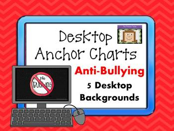 Anti-Bullying Desktop Anchor Charts