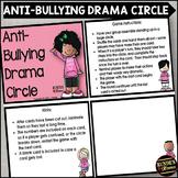 Anti-Bullying Drama Circle Activity
