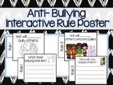 Anti-Bullying Interactive Flip Charts