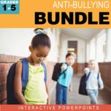 Anti-Bullying Interactive PowerPoint Bundle