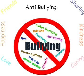 Anti Bullying Lesson