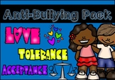 Anti Bullying Pack