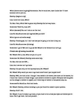 Anti-Bullying Play