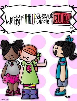Anti-Bullying Posters