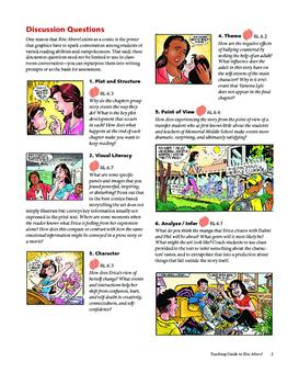 "Anti Bullying, ""Rise Above"" teacher's study guide"