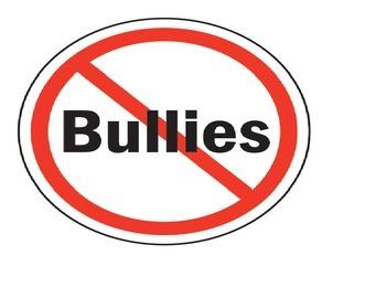 Anti-Bullying Sign