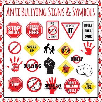 Bullying Clipart Teaching Resources Teachers Pay Teachers