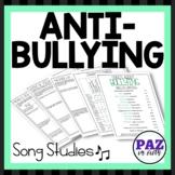 Anti-Bullying Song Studies