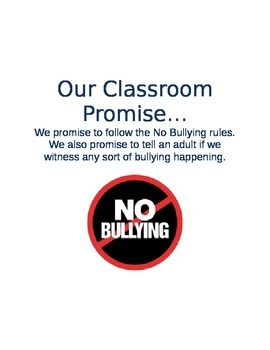 Bullying Stops Here! Unit Plan