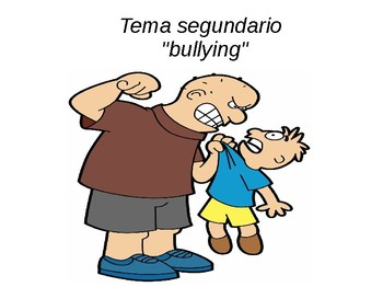 Bernardino by Ana María Matute/ Anti Bullying Week lesson