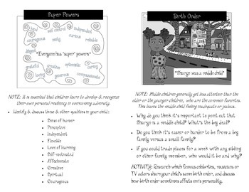 Anti-Bullying Workbook for Parents & Teachers