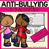 Anti-Bullying Activities and Pink Shirt Day Activities Dis