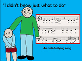 Anti Bullying song with easy to play riff .Second to fifth