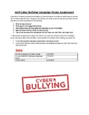 Anti-Cyber Bullying Campaign Poster Assignment