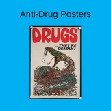 Anti-Drug Ad Project PowerPoint