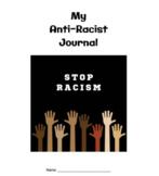 Anti-Racist Read Aloud Journal