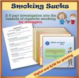 Anti Smoking Internet Activity