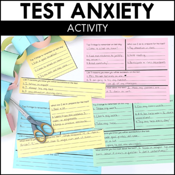 Anti Test Anxiety Activity