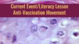 Anti-Vaccination Movement Current Event Lesson
