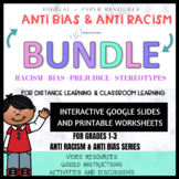 Anti-bias & Anti-racism bundle for primary grades// All un