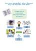 Anti-bullying, bullying awareness handout