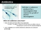 Antibacterial Agents and Resistance PPT