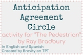 Anticipation Agreement Circle Activity for The Pedestrian
