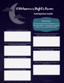 Anticipation Guide - A Midsummer Night's Dream