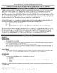Anticipation Guide + Proof - Overview, Worksheet, Teacher Model