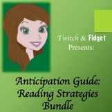 Anticipation Guide - Reading Strategies Bundle