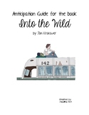 Anticipation Guide for Into the Wild by Jon Krakauer