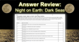 Anticipation Guide for Netflix Night on Earth DARK SEAS w/