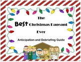 Anticipation and Debriefing Guide: The Best Christmas Page