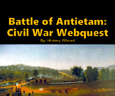 Antietam: Civil War Virtual Tour Webquest