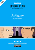 Antigone Activities: Character Map, Conflict and Plot, Maj