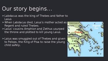 Antigone Back Story PowerPoint