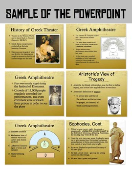 Antigone Background PowerPoint and Guided Notes
