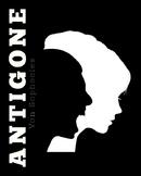 Antigone Book Poster (16x20)