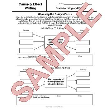 antigone cause and effect essay
