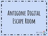Antigone Digital Escape Room