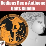 Antigone & Oedipus Rex/The King Units Bundle