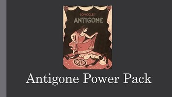 Antigone Power Pack